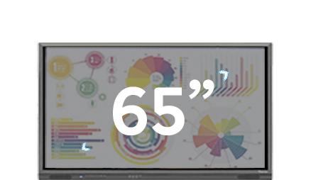 écran 65 pouces