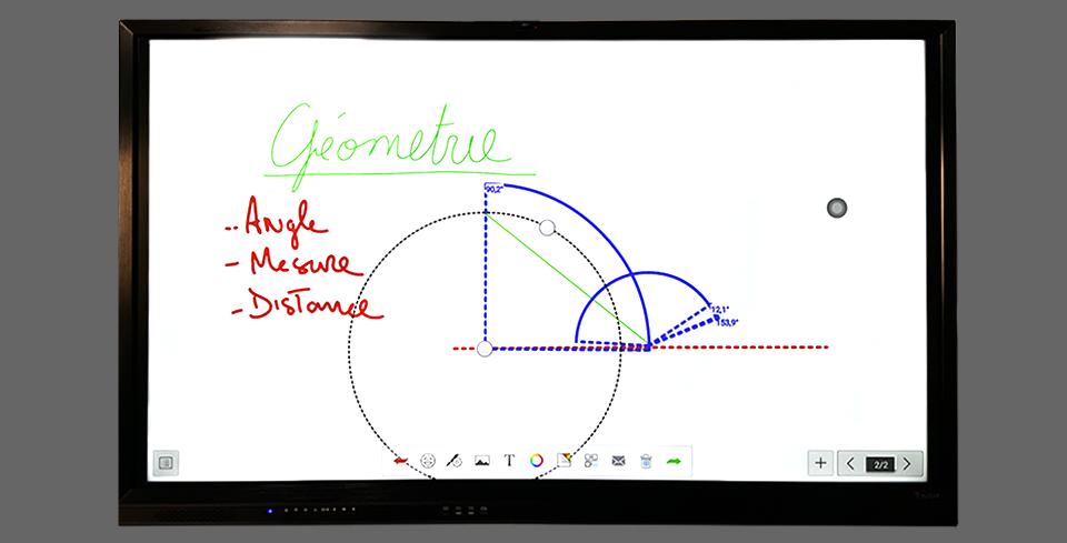 application whiteboard